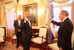Félix Sánchez, nombrado Embajador de Buena Voluntad