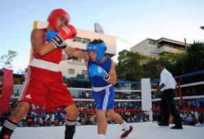 RD lidera Copa Independencia de boxeo internacional