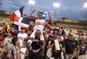RD se corona campeón en segundo Mundial Juvenil Béisbol