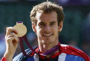 Murray sorprende a Federer y gana oro