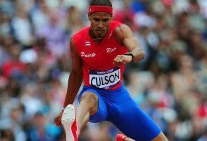 Culson gana los 400 metros con vallas Londres