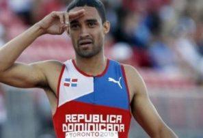 Luguelin Santos gana plata en Londres