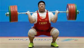 Lulu Zhou gana oro en 75 kilogramos