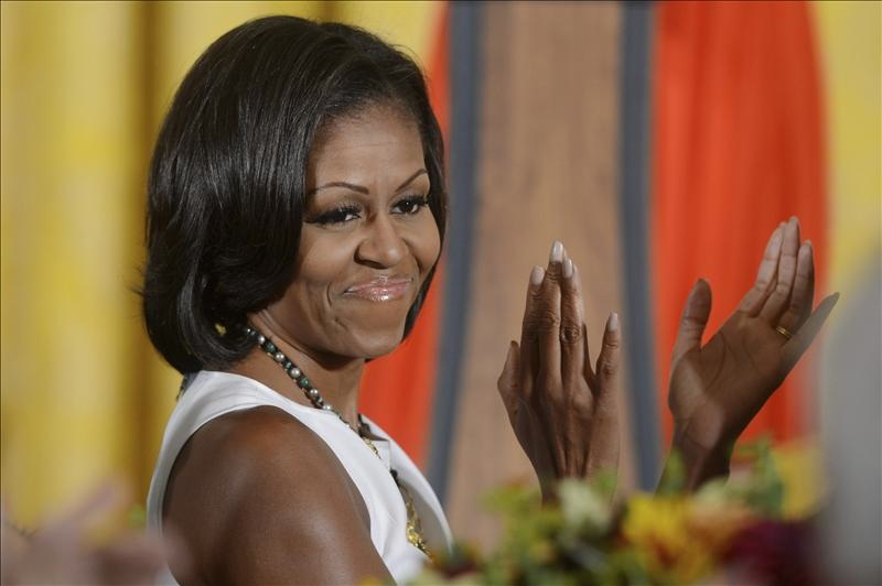 Michelle Obama estará en Londres 2012