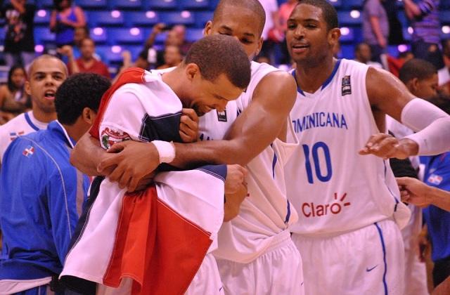 RD en grupo B en sorteos Centrobasket 2012
