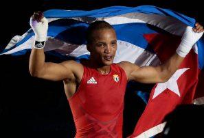 Iglesias, oro para Cuba en welter 64 kg