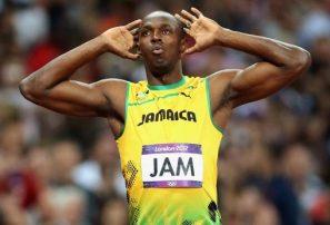 Bolt: oro y récord mundial en el 4X100