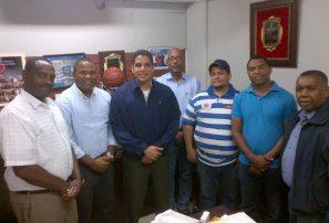 Fedombal analiza proyectos en San Cristóbal