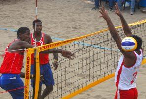 Voleibol de playa, de cara hacia el futuro