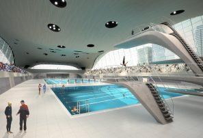 FINA hará ensayos Centro Acuático de Londres