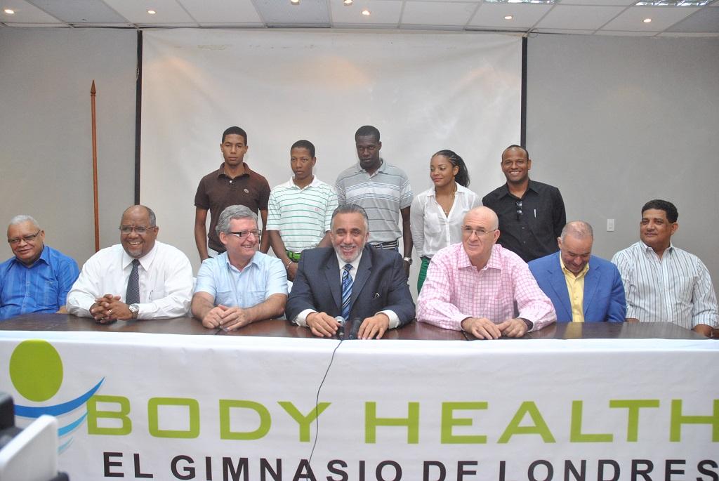 COD y Body Health suscriben acuerdo beneficia atletas