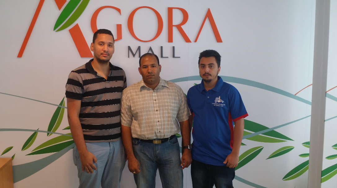 Harán simultánea de ajedrez en Agora Mall