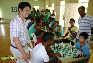 SFM y Cenovi ganan ajedrez Juegos Duartianos