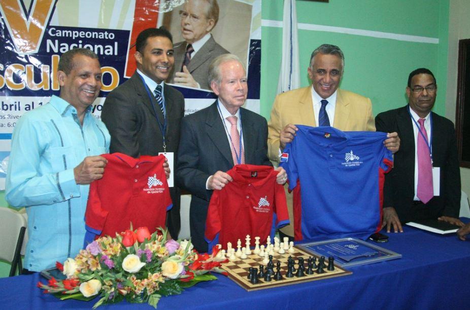 Alvarado encabeza versión 57 nacional ajedrez