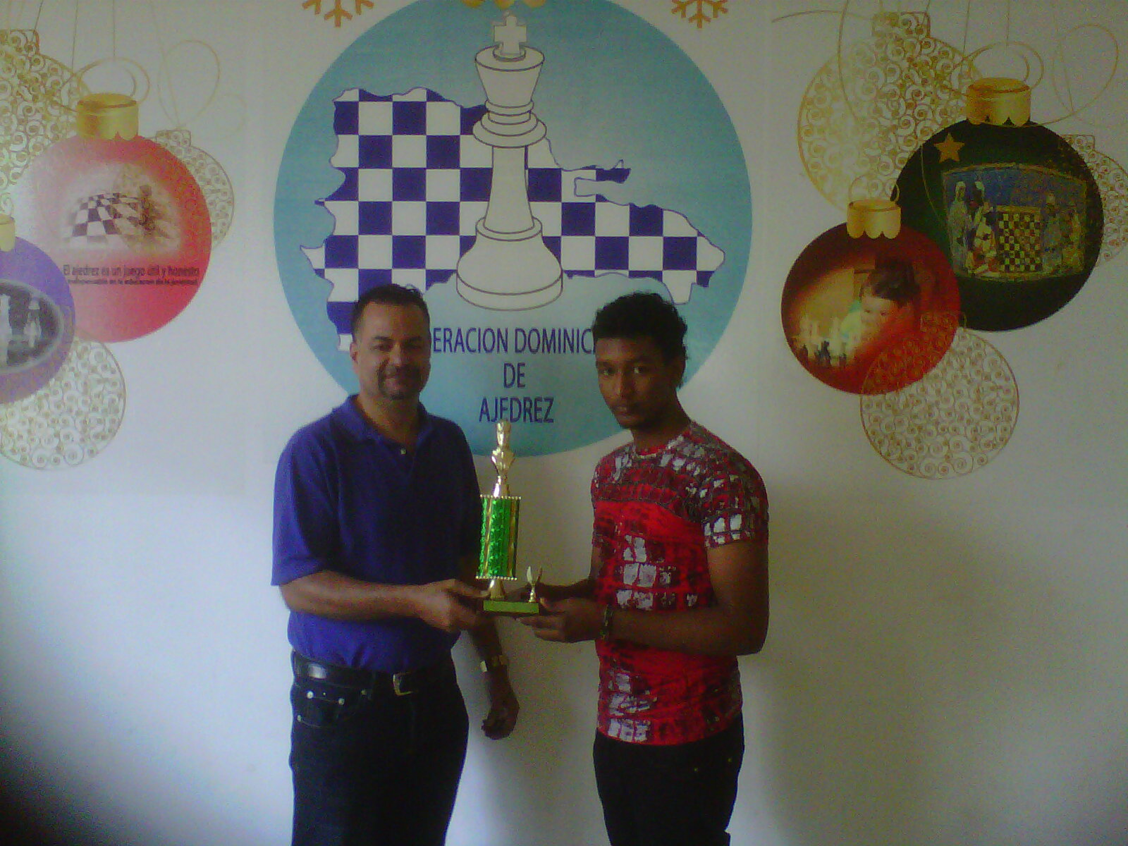 Maykol Jiménez gana nacional ajedrez juvenil