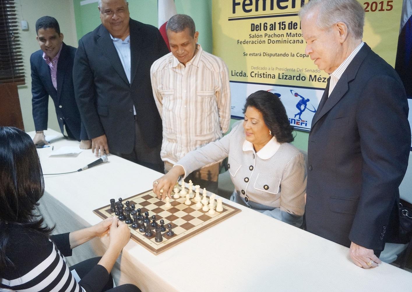 Continuará este viernes ajedrez superior femenino