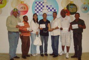 Luis Flaquer gana nacional ajedrez Los Inmortales