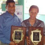 Asociación ajedrez Barahona hace reconocimientos
