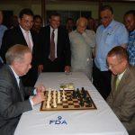 José Izquierdo elogia torneo nacional ajedrez masculino