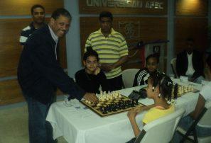 Polanco encabeza torneo nacional femenino ajedrez
