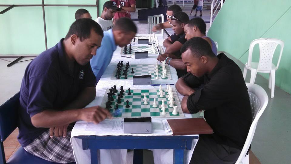 Hato Mayor lidera Torneo Regional de Ajedrez