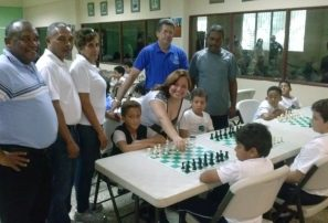 Inicia ajedrez Liga Intercolegial Deportiva