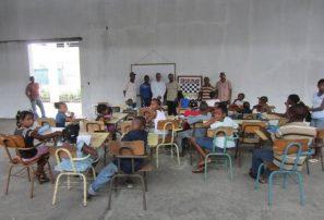 Incentivan práctica ajedrez en escuelas Consuelo
