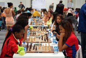 Equipo femenino RD barre a Mozambique en mundial de ajedrez