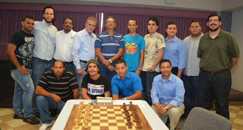 RD conquistó torneo de ajedrez en Puerto Rico