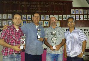 Moscoso conquista torneo de ajedrez en Santiago