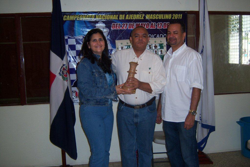 Experto gana nacional rapid Transic ajedrez