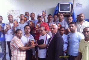 Maestros celebran simultáneas de Ajedrez en cárceles