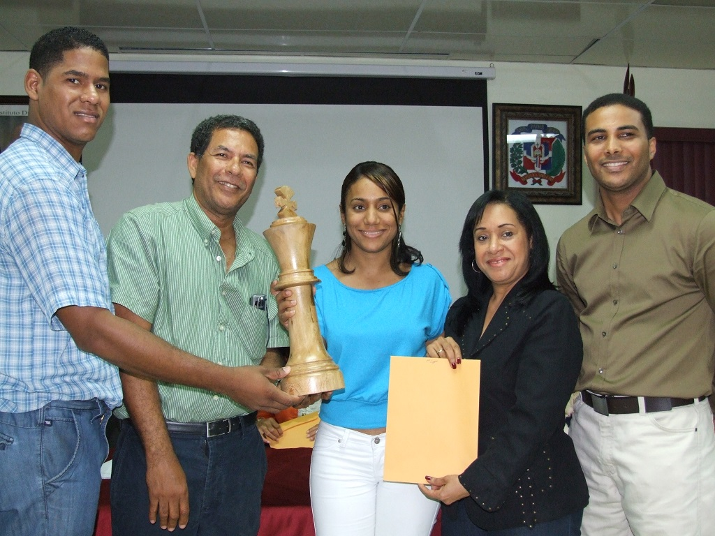 Dorisbel Muñoz, nueva campeona ajedrez superior
