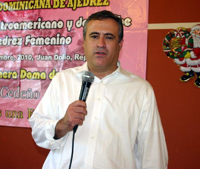 Federación Dominicana de Ajedrez anuncia elecciones