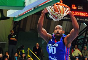 Dominicana vence a Jamaica en Centrobasket