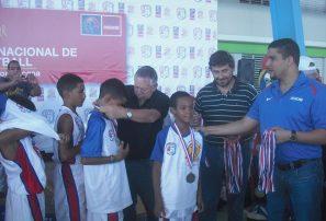 Culmina con éxito Minibasket de Las Américas