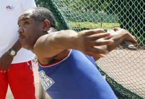 Olivero logra noveno lugar en final Atletismo