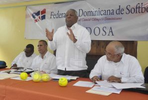 Fedosa saluda inclusión softbol Juegos Militares