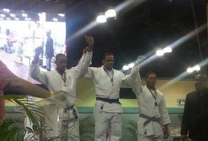 Judocas RD, con gran actuación en Puerto Rico