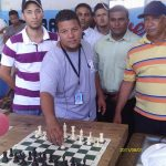 Ajedrez realiza simultáneas en cárceles Moca y La Vega