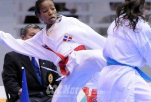 Ana Villanueva gana oro en Panam de Karate