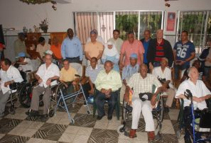 COD celebra Cena de Navidad con Ancianos