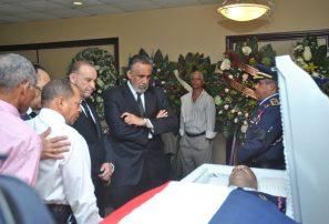 COD lamenta deceso coronel médico Piña del Rosario