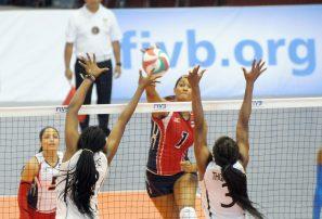 Sexteto RD vence a Trinidad y Tobago en Copa Panam
