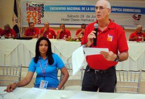 Acosta dice Solidaridad Olímpica cumple objetivos