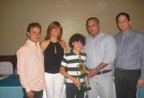 Premian a Antonio Tornal como Judoca del Año