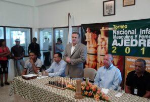Haddon y Mota ganan nacional de ajedrez