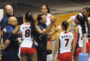 Sexteto RD, a final copa Panamericana voleibol