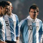 Argentina se mete en problemas en la Copa América