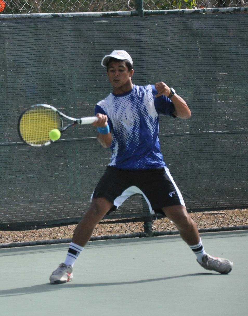 Cuatro tenistas con gran debut en XXIII Copa Merengue